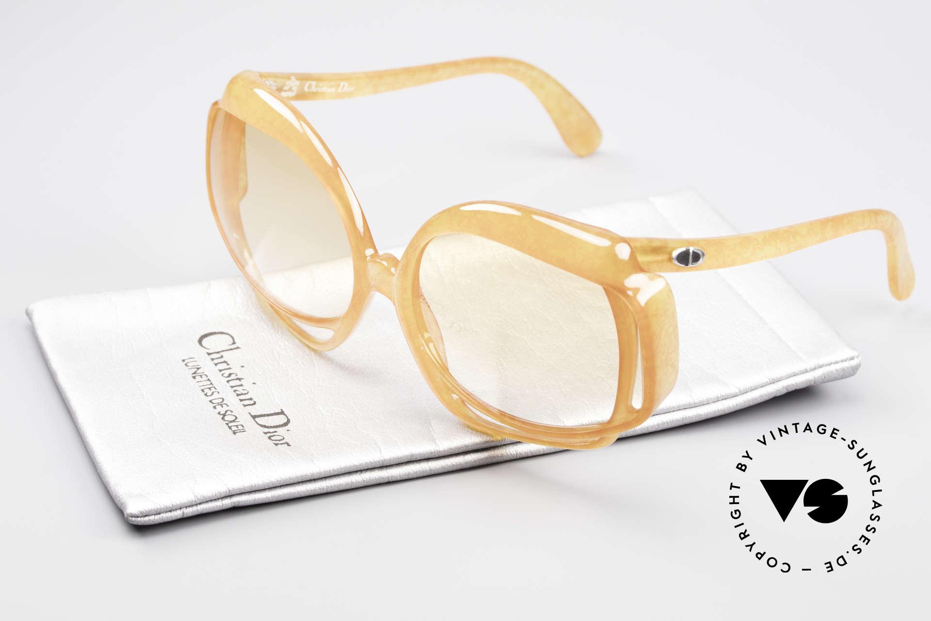 Christian Dior 2026 XXL 70er Sonnenbrille, Größe: small, Passend für Damen