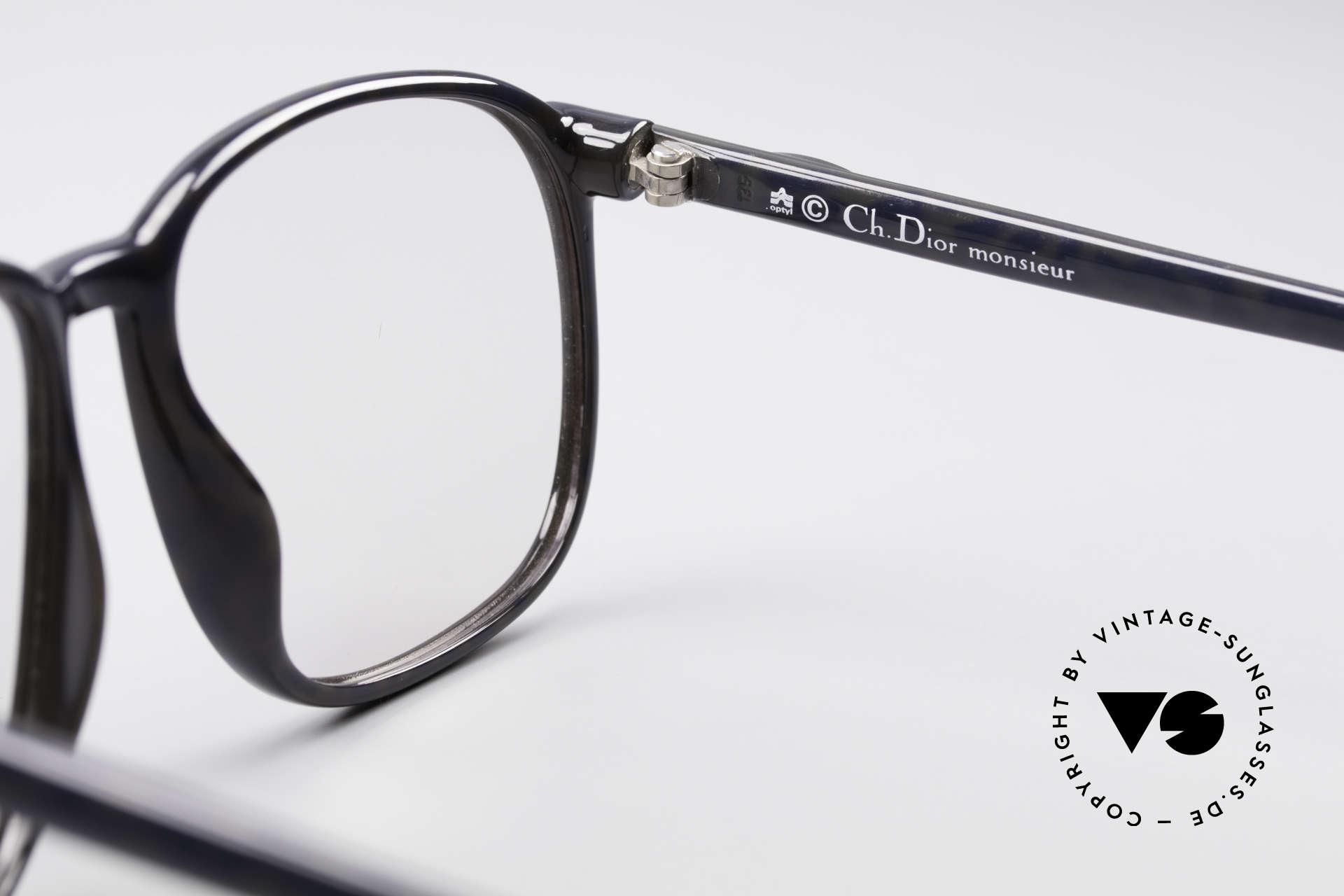 Christian Dior 2341 80er Optyl Monsieur Brille, KEINE RETROBRILLE; sondern ein altes 80er Original, Passend für Herren