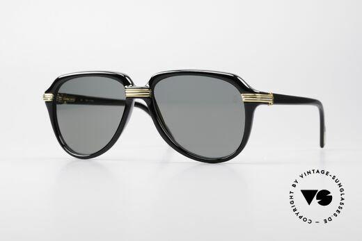Cartier Vitesse - M Luxus Pilotensonnenbrille Details
