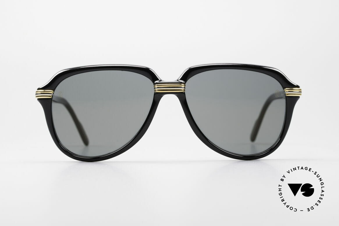 Cartier Vitesse - M Luxus Pilotensonnenbrille