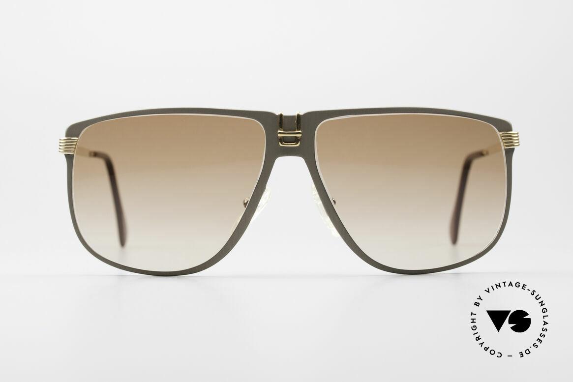 AVUS 210-30 West Germany Sonnenbrille, limitierte Brillen-Kleinserie in herausragender Qualität, Passend für Herren