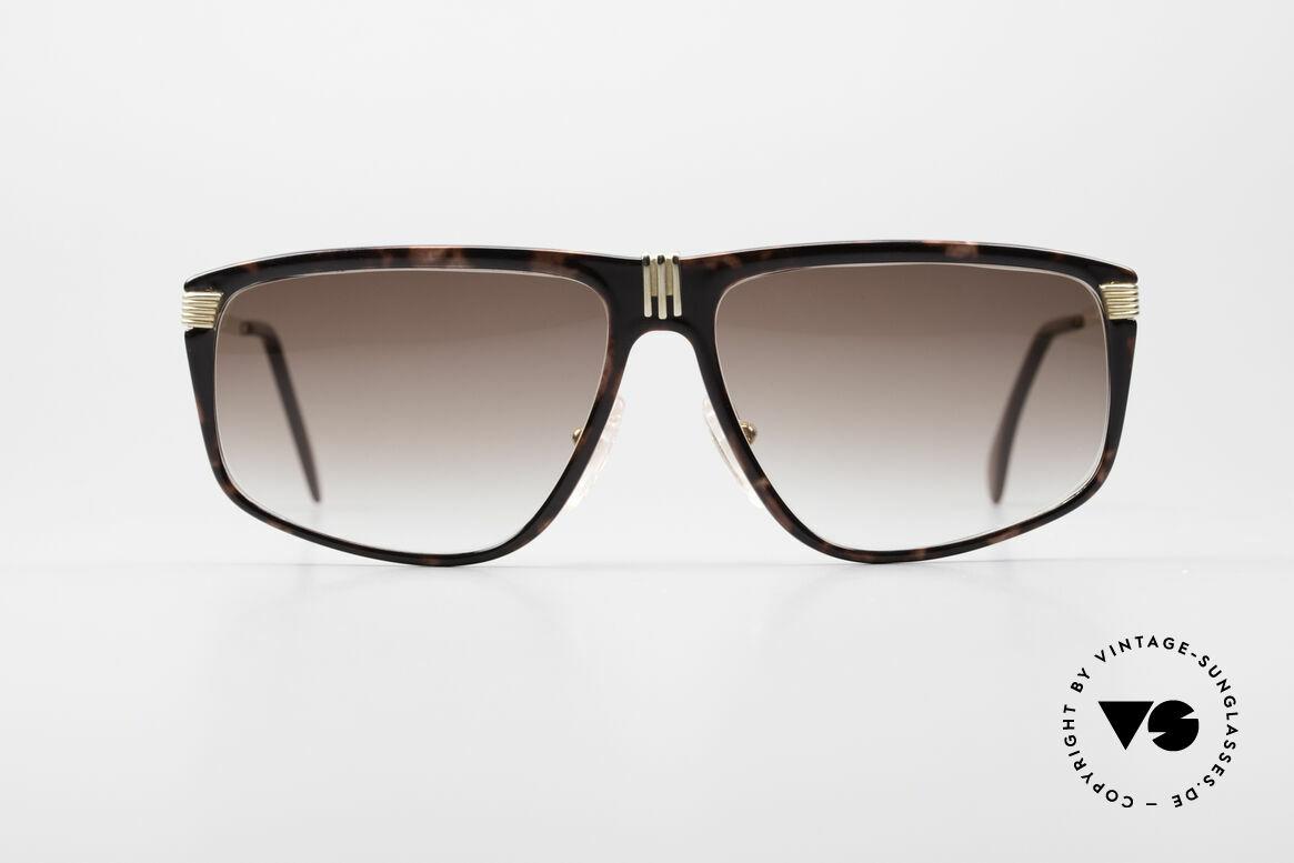 AVUS 2-220 Rare Vintage Sonnenbrille, HANDMADE 1980er AVUS vintage Designer-Sonnenbrille, Passend für Herren und Damen