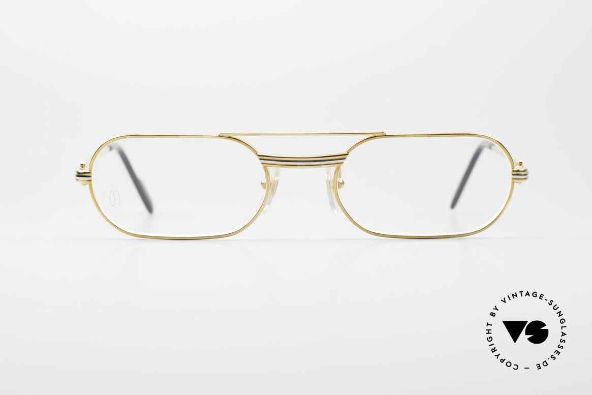 Cartier MUST LC Rose - M Limitierte Luxus Brille