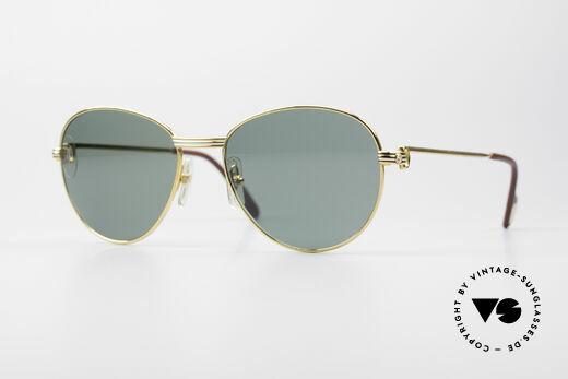 Cartier S Brillants 0,20 ct Vintage Diamanten Brille Details