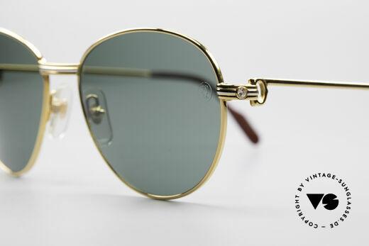 Cartier S Brillants 0,20 ct Vintage Diamanten Brille
