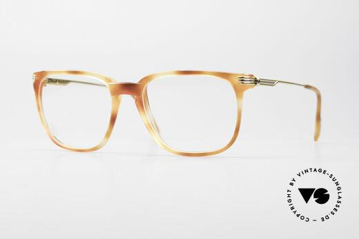 Cartier Reflet 90er Luxus Brillengestell Details