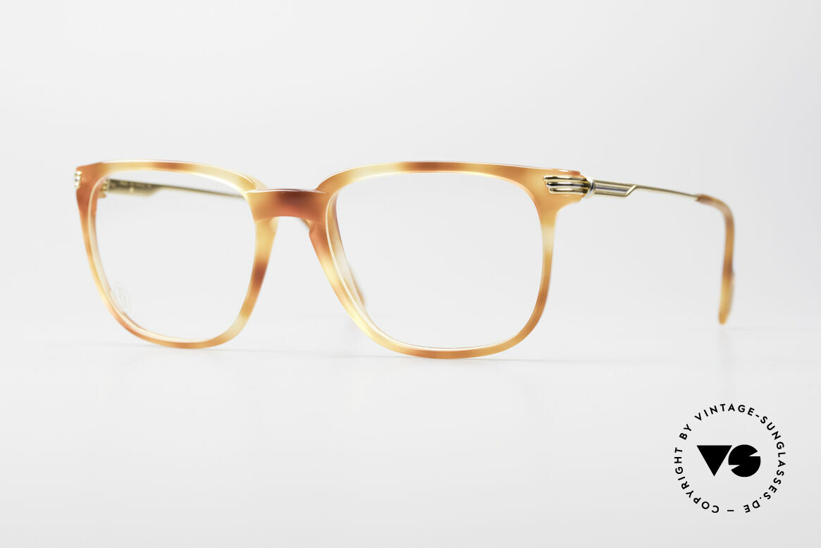 Cartier Reflet 90er Luxus Brillengestell
