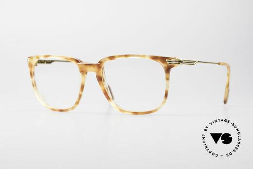 Cartier Reflet 90er Luxus Brillenfassung Details