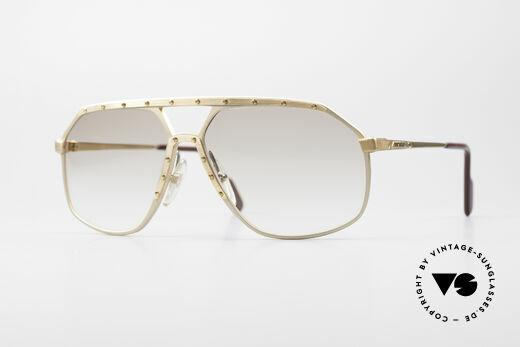 Alpina M6 Legendäre 80er Sonnenbrille Details