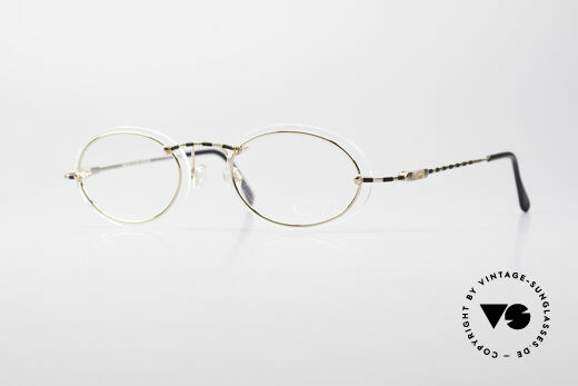 Cazal 770 90er Vintagebrille No Retro Details