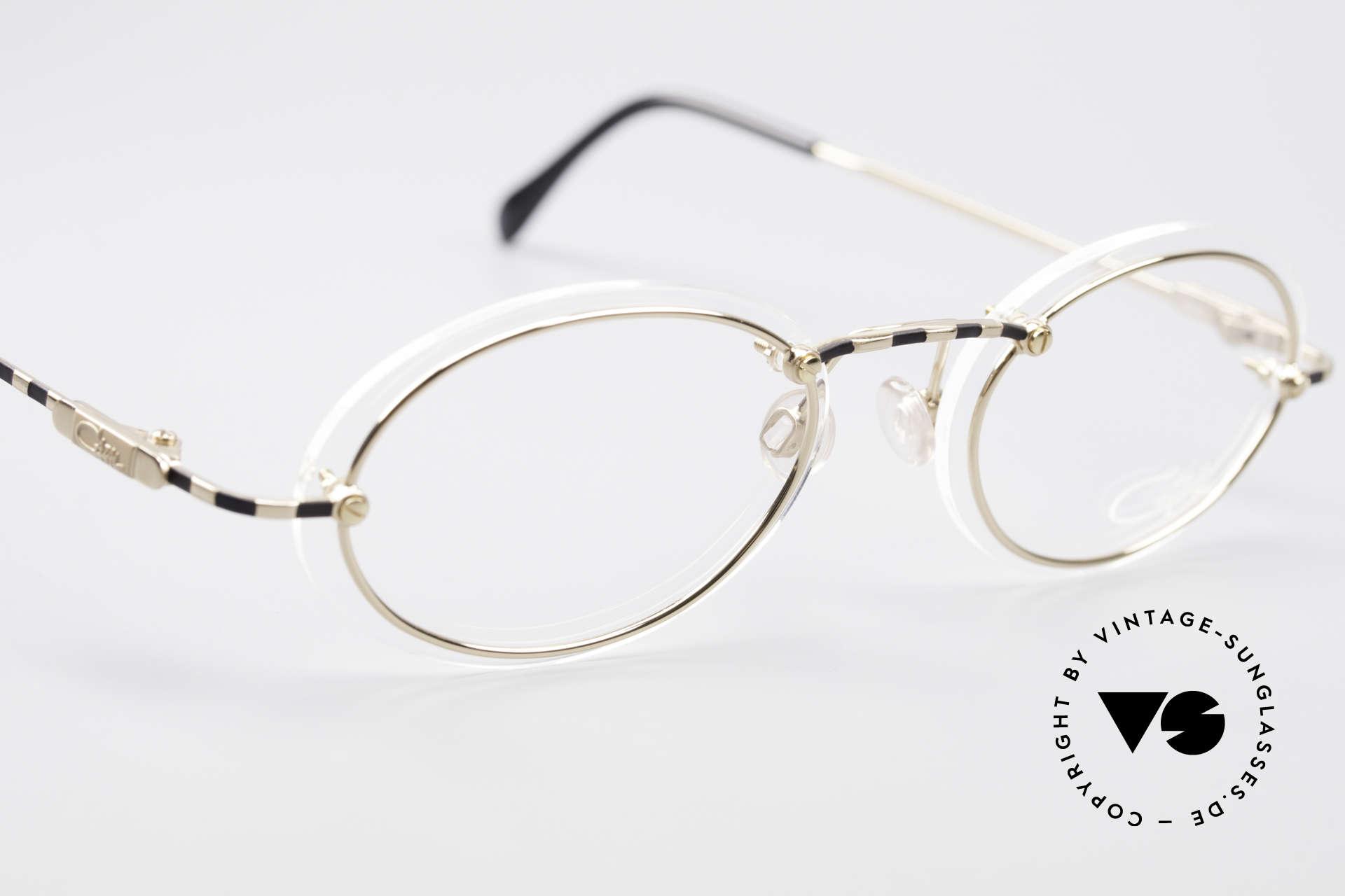 Cazal 770 90er Vintagebrille No Retro, KEINE Retrobrille, sondern ein echtes 90er ORIGINAL, Passend für Herren und Damen