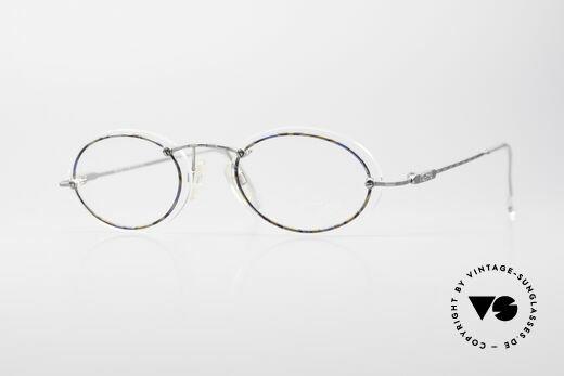 Cazal 770 Ovale Vintagebrille No Retro Details