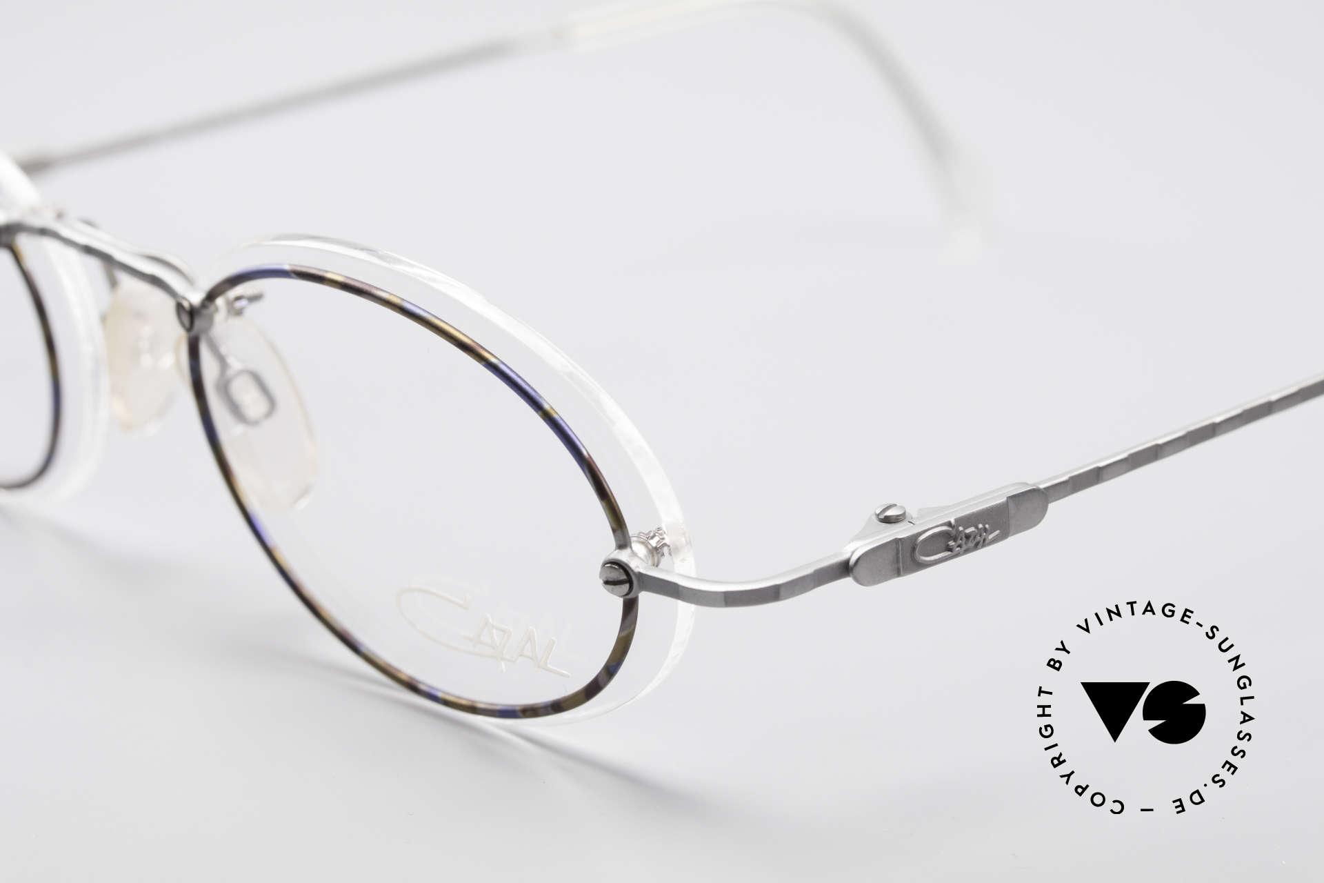 Cazal 770 Ovale Vintagebrille No Retro, ungetragen (wie alle unsere vintage Designklassiker), Passend für Herren und Damen