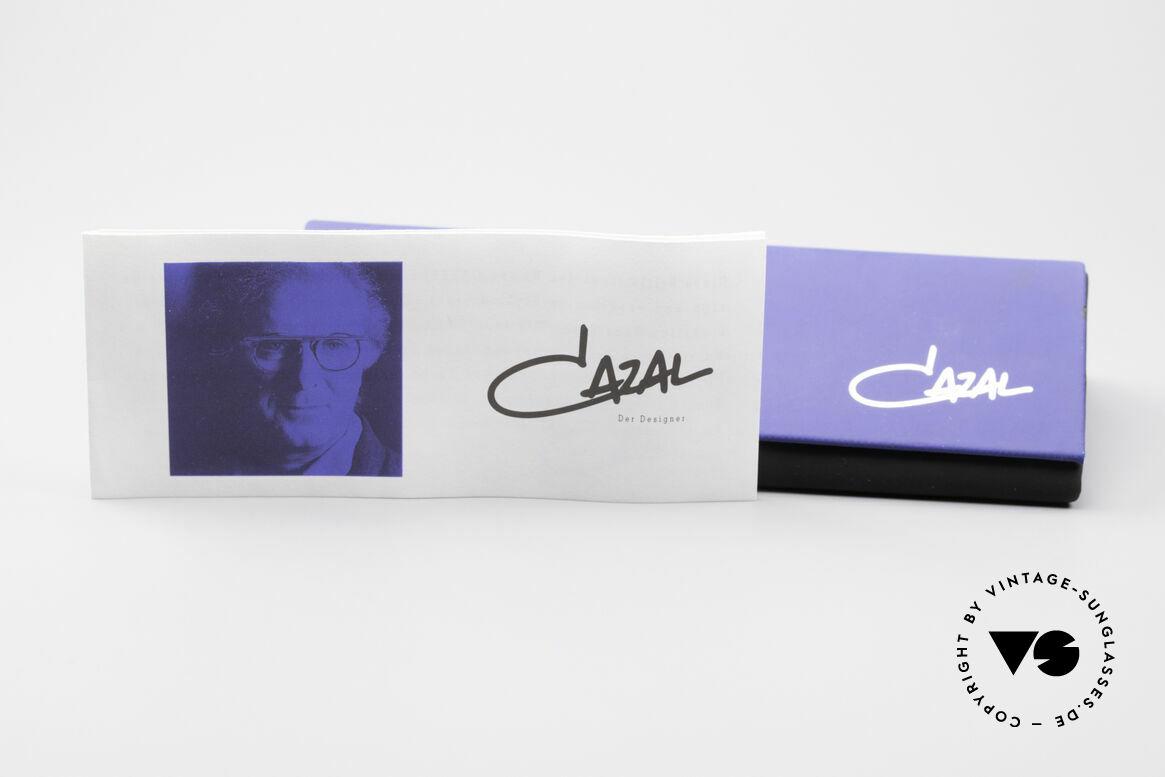 Cazal 748 Crazy Vintage No Retrobrille, KEINE Retrobrille; ein echtes altes 90er Jahre Original, Passend für Herren und Damen