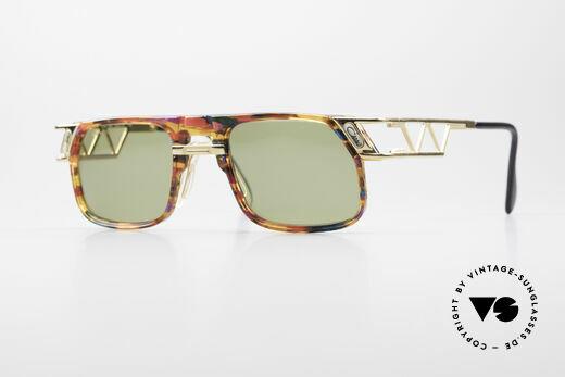 Cazal 876 90er Designer Vintage Brille Details