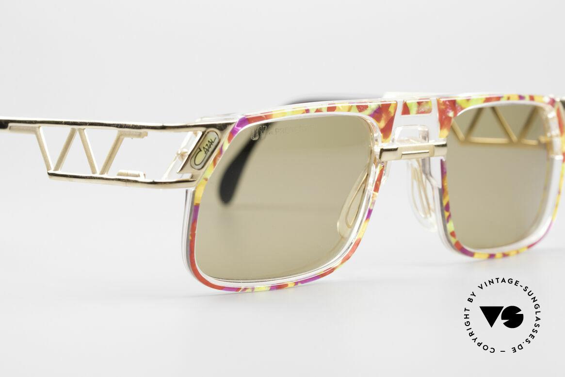 Cazal 876 90er Designer Sonnenbrille, ungetragen (wie alle unsere alten Cazal Designerbrillen), Passend für Herren und Damen