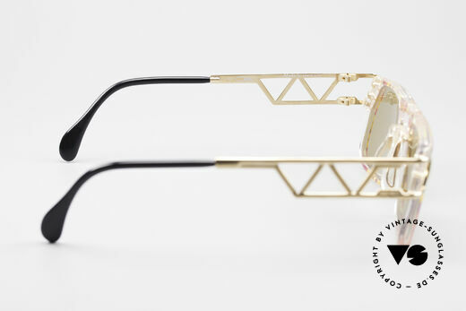 Cazal 876 90er Designer Sonnenbrille, KEINE Retrobrille; ein seltenes 25 Jahre altes Original!, Passend für Herren und Damen