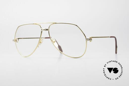 Cartier Vendome Santos - L Automatik Cartier Gläser Details