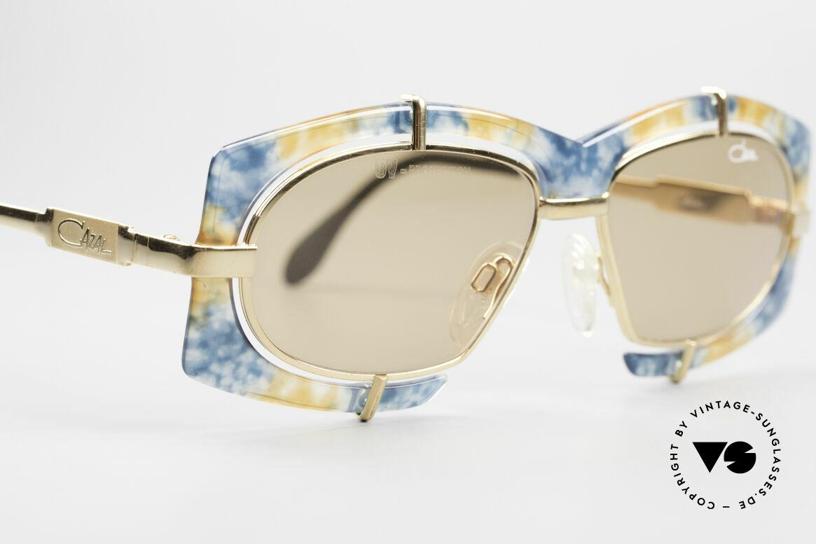 Cazal 872 Haute Couture Sonnenbrille, ungetragen (wie all unsere vintage Cazal Sonnenbrillen), Passend für Herren und Damen
