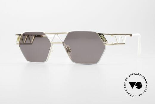 Cazal 960 Echte Designer Sonnenbrille Details