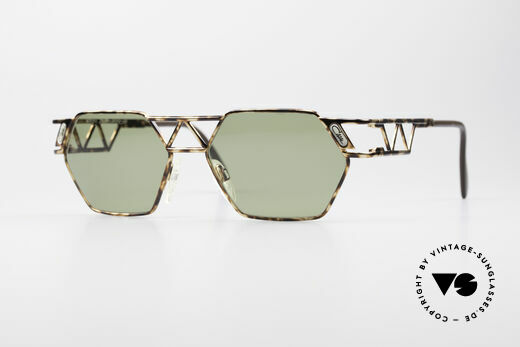 Cazal 960 Rare Designer Sonnenbrille Details
