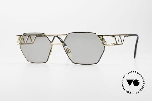 Cazal 960 Vintage Designer Sonnenbrille Details