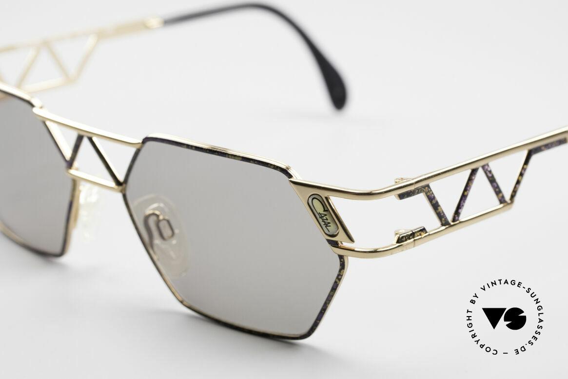 Cazal 960 Vintage Designer Sonnenbrille, orig. Cazal Gläser mit UV PROTECTION Markierung, Passend für Herren und Damen