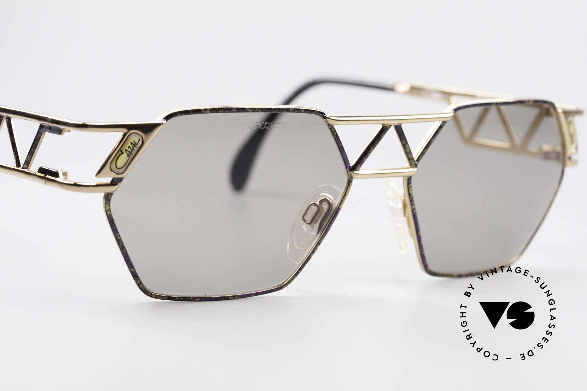 Cazal 960 Vintage Designer Sonnenbrille, ungetragen (wie alle unsere CAZAL vintage Brillen), Passend für Herren und Damen