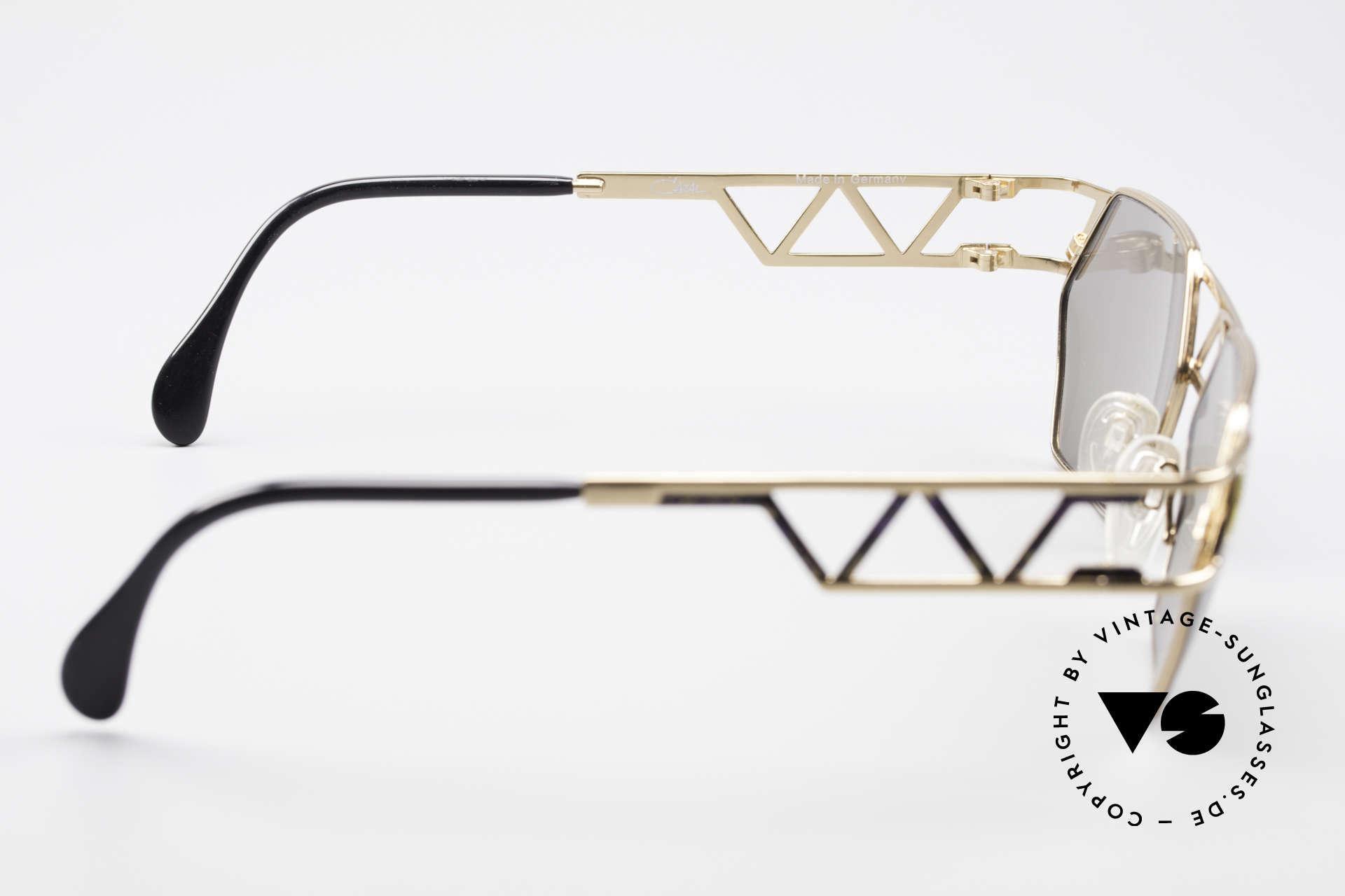 Cazal 960 Vintage Designer Sonnenbrille, Keine Retrobrille, sondern ein 25 Jahre altes Original, Passend für Herren und Damen