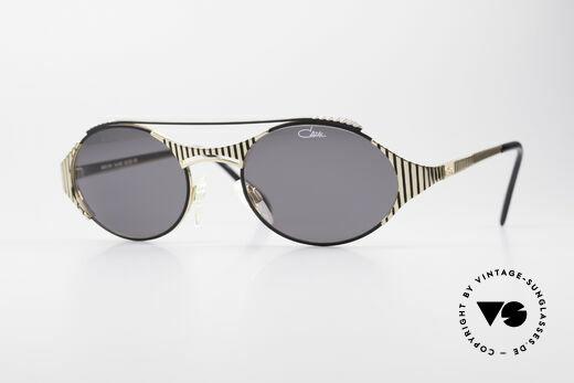 Cazal 978 Rare 90er Designer Sonnenbrille Details