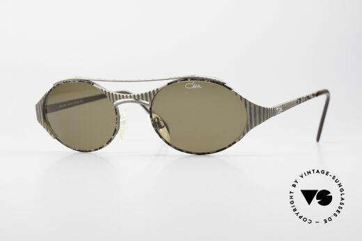 Cazal 978 Vintage Designer Sonnenbrille Details