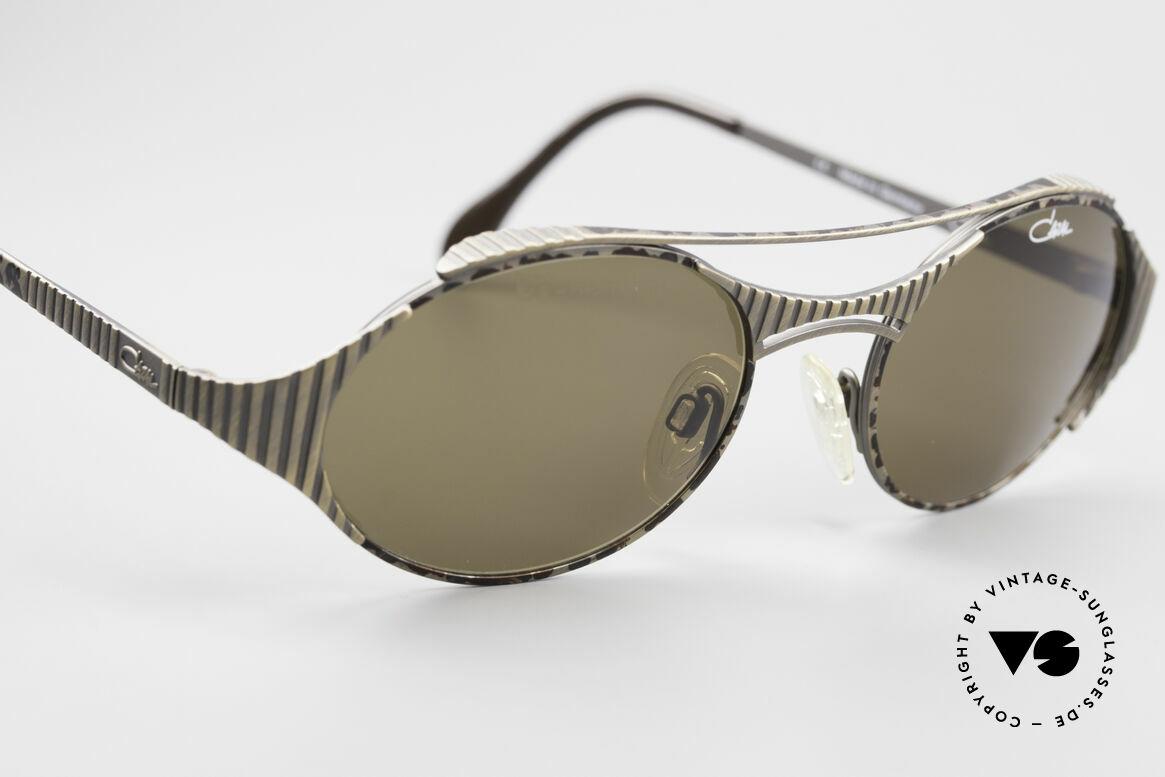 Cazal 978 Vintage Designer Sonnenbrille, KEINE Retrobrille; sondern eine 20 Jahre alte Rarität, Passend für Herren und Damen
