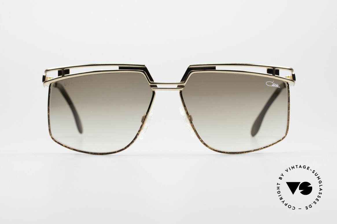 Cazal 957 80er West Germany Brille, Modell 957 gefertigt von circa 1988-1992 in PASSAU, Passend für Herren und Damen