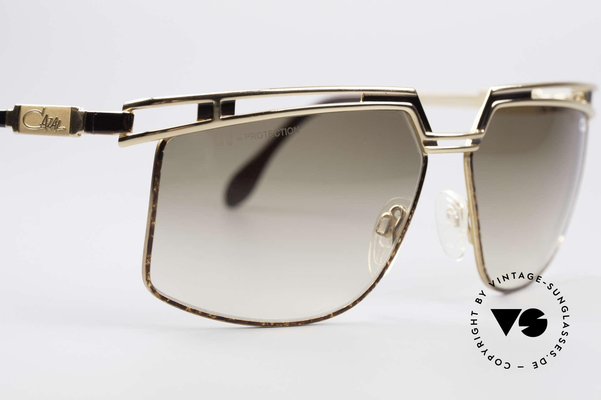 Cazal 957 80er West Germany Brille, ein altes Original (W.Germany) mit orig. Verpackung, Passend für Herren und Damen