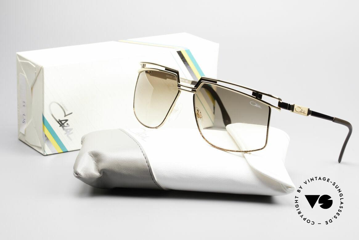 Cazal 957 80er West Germany Brille, KEINE REPRODUKTION, sondern kostbar authentisch!, Passend für Herren und Damen