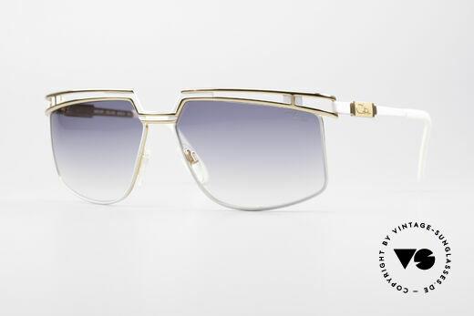 Cazal 957 Echte HipHop Vintage Brille Details