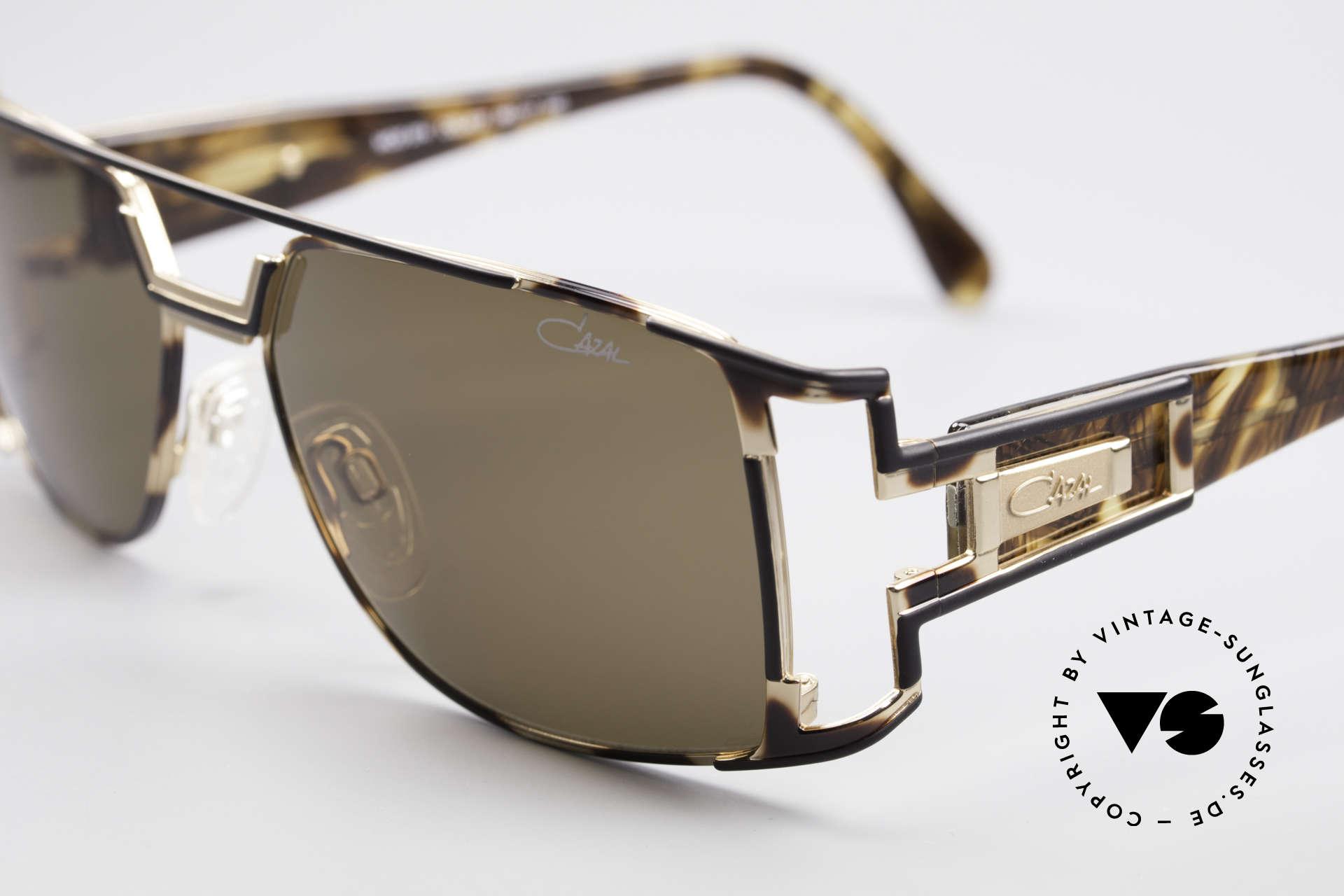 Cazal 974 Designer Brille Damen Herren, fühlbare Premium-Qualität (made in Germany); 100% UV, Passend für Herren und Damen