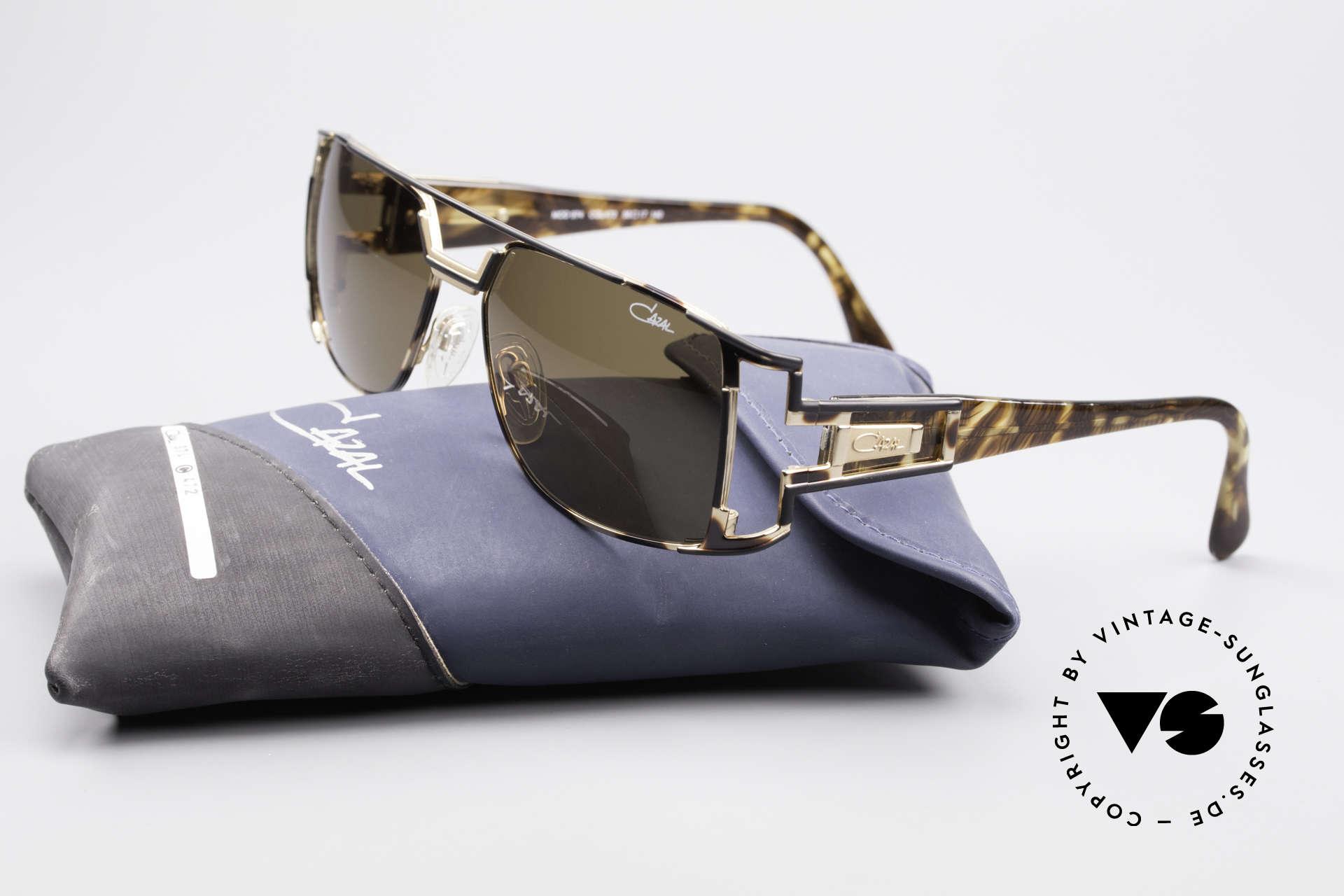 Cazal 974 Designer Brille Damen Herren, Größe: medium, Passend für Herren und Damen