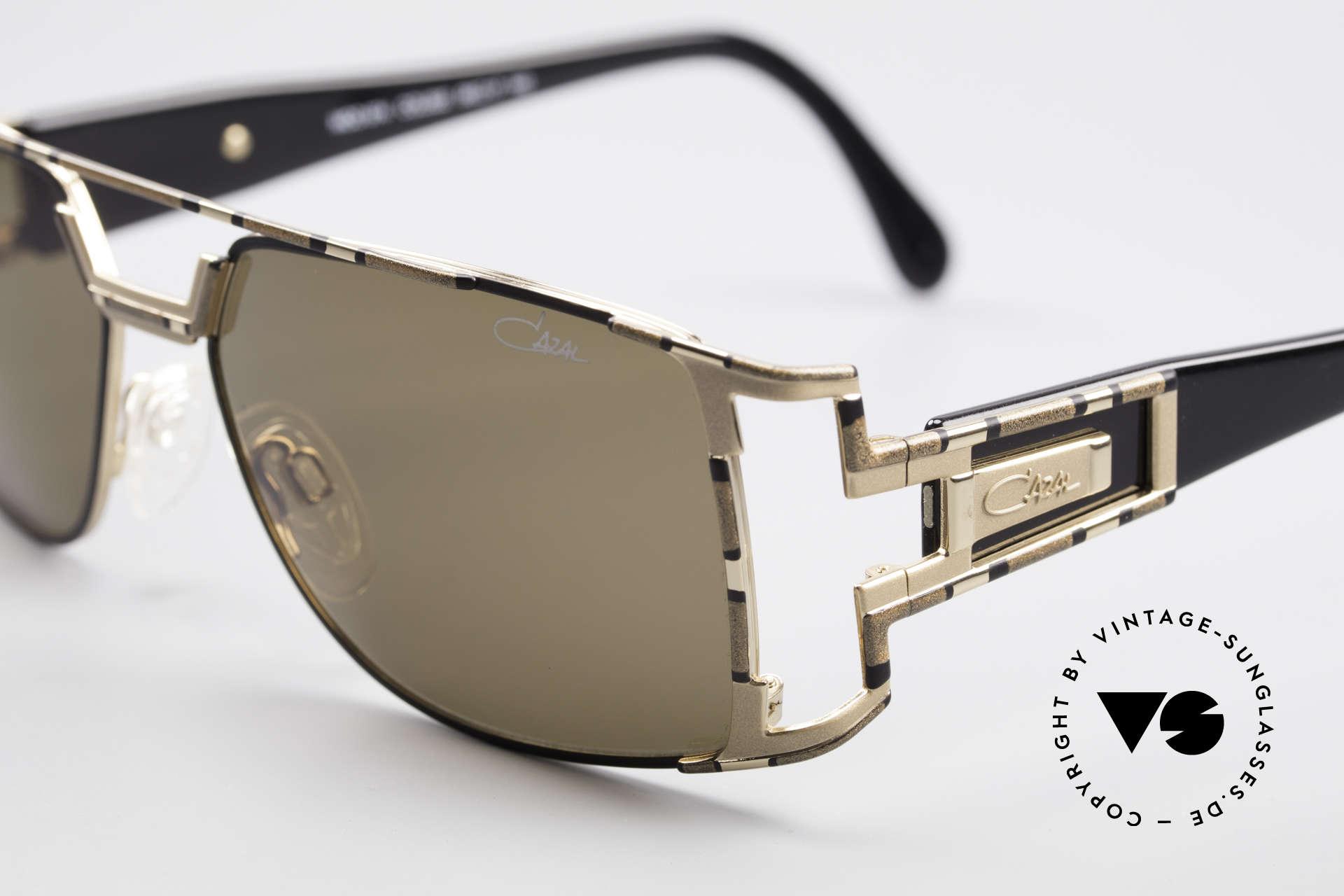 Cazal 974 Unisex Design Damen Herren, fühlbare Spitzen-Qualität (made in Germany); 100% UV, Passend für Herren und Damen