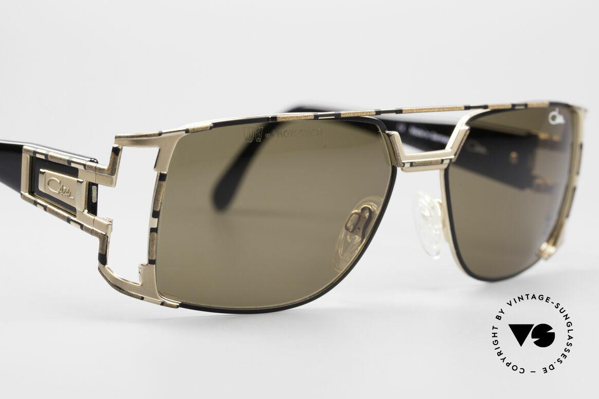 Cazal 974 Unisex Design Damen Herren, ungetragen (wie alle unsere 90er Cazal Sonnenbrillen), Passend für Herren und Damen