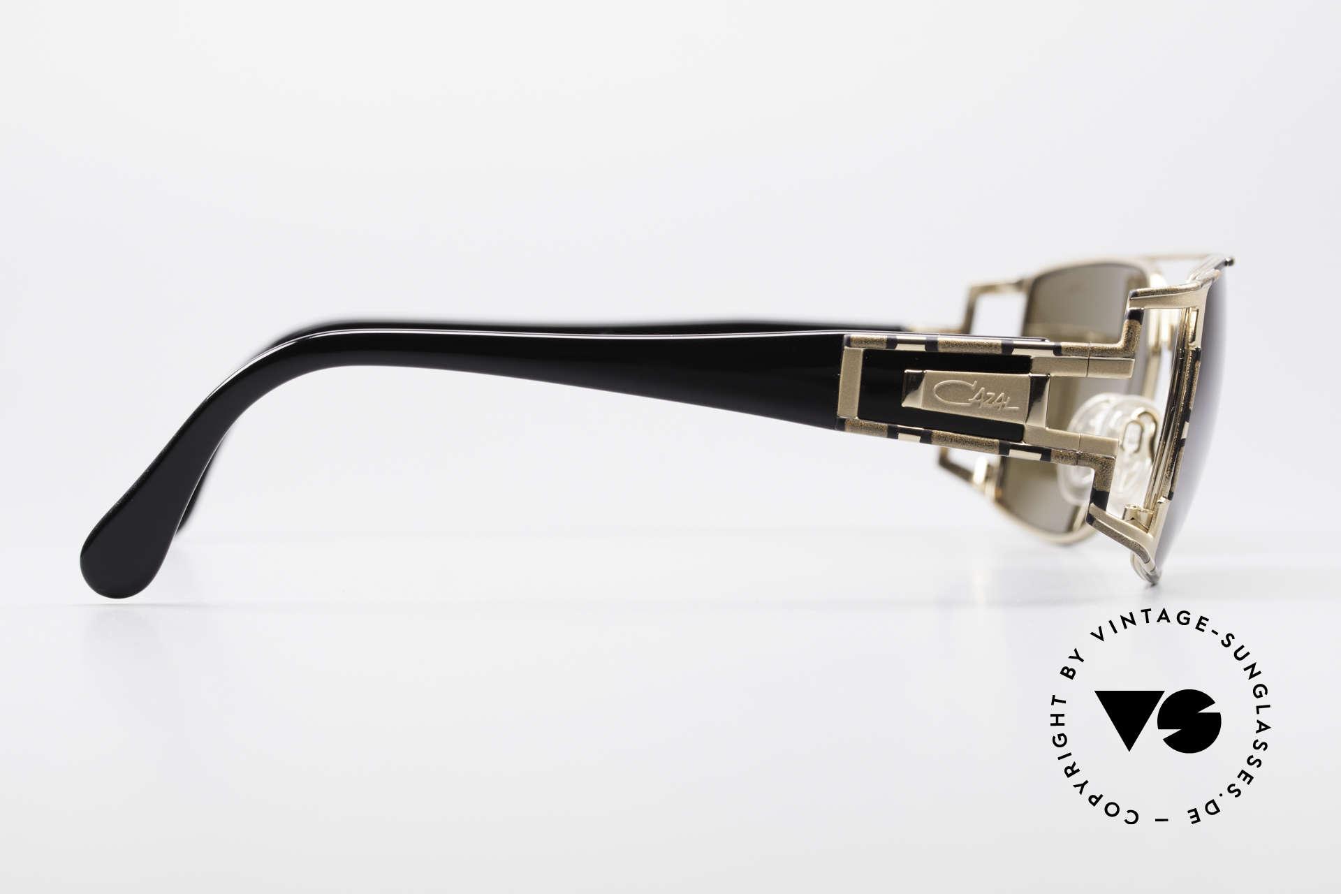 Cazal 974 Unisex Design Damen Herren, KEINE retro Sonnenbrille; ein 20 Jahre altes Original!, Passend für Herren und Damen