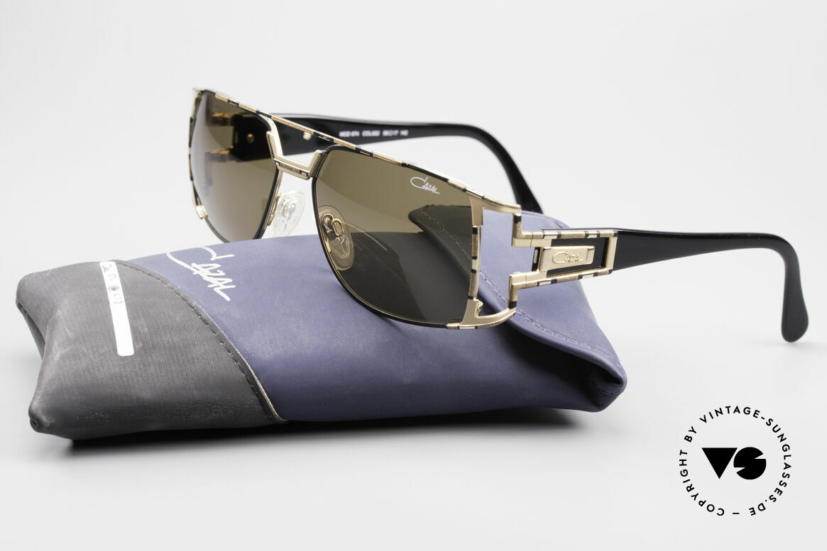 Cazal 974 Unisex Design Damen Herren, Größe: medium, Passend für Herren und Damen