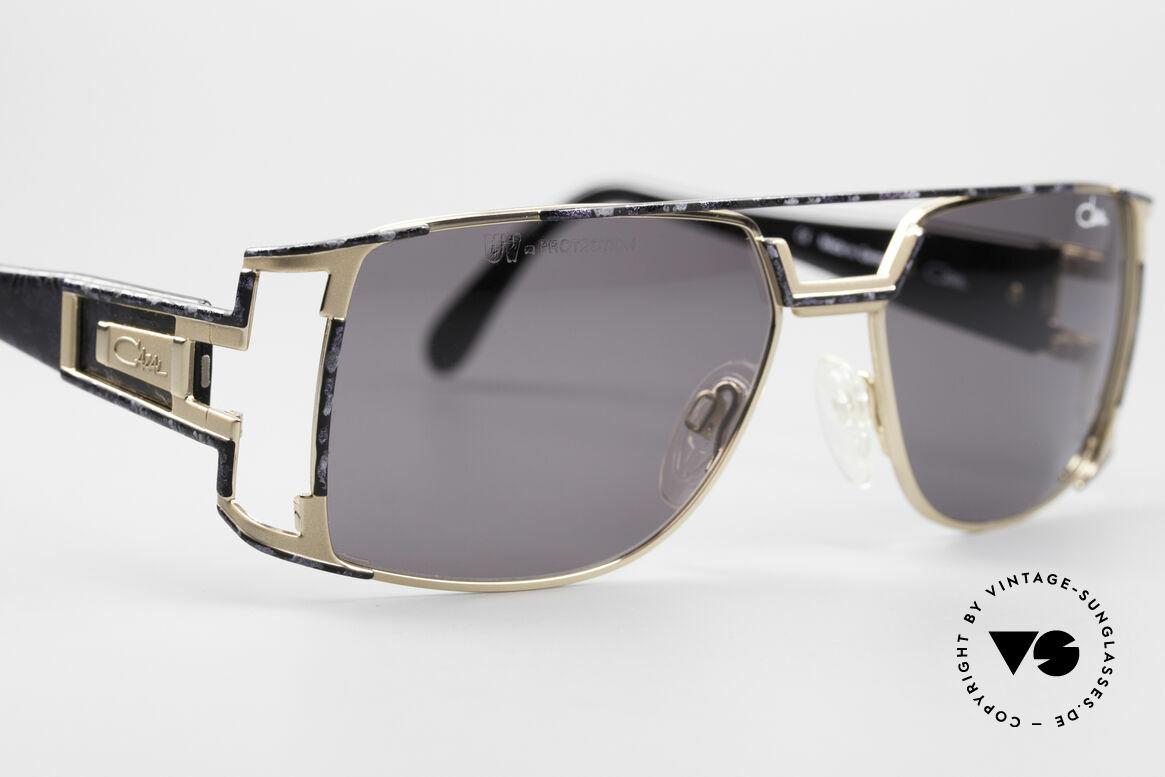 Cazal 974 Unisex Brille Damen Herren, ungetragen (wie alle unsere 90er Cazal Sonnenbrillen), Passend für Herren und Damen