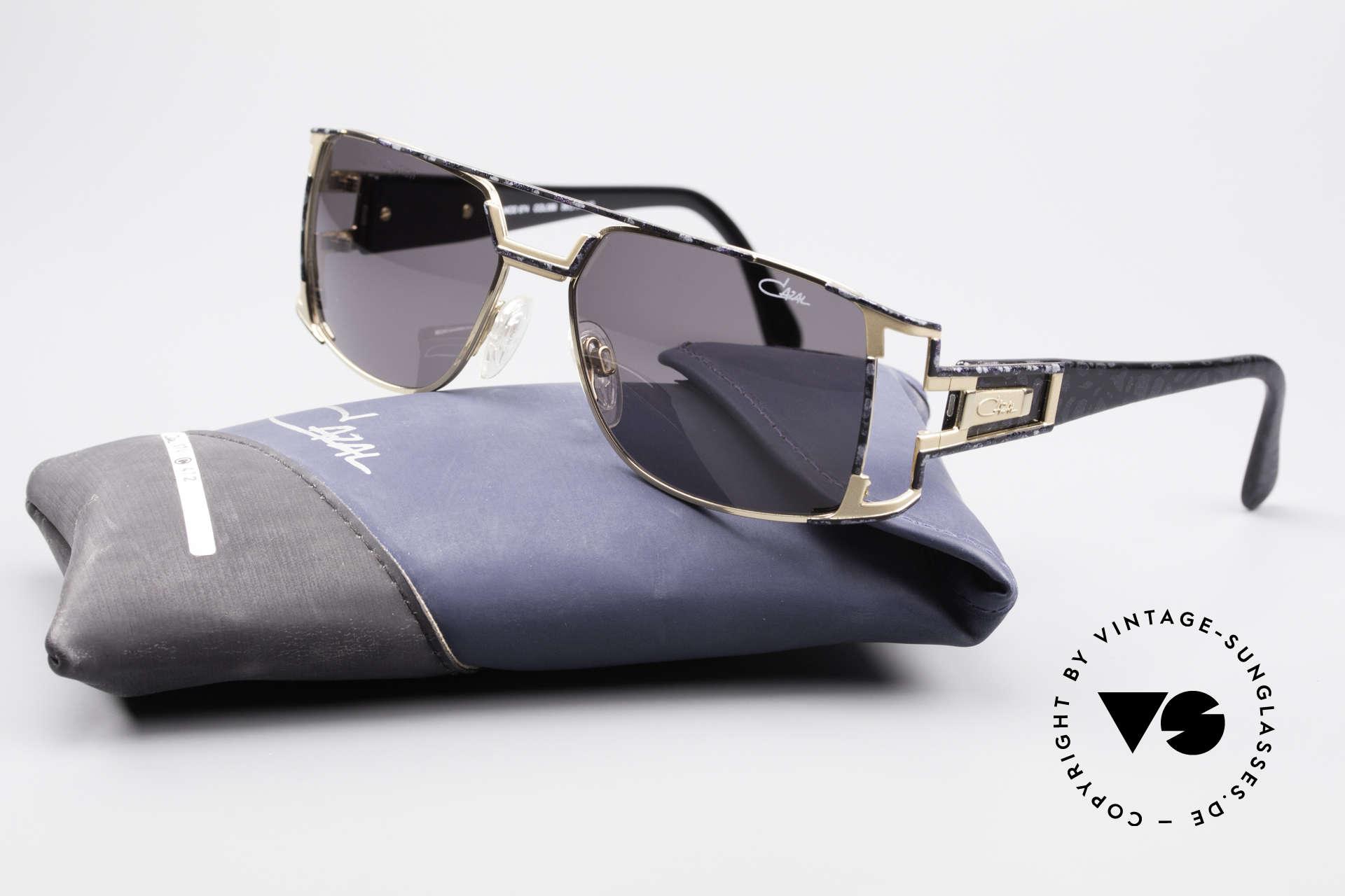 Cazal 974 Unisex Brille Damen Herren, Größe: medium, Passend für Herren und Damen