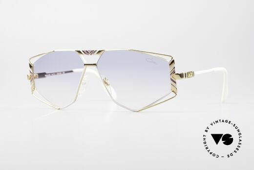 Cazal 956 Cari Zalloni Sonnenbrille Details
