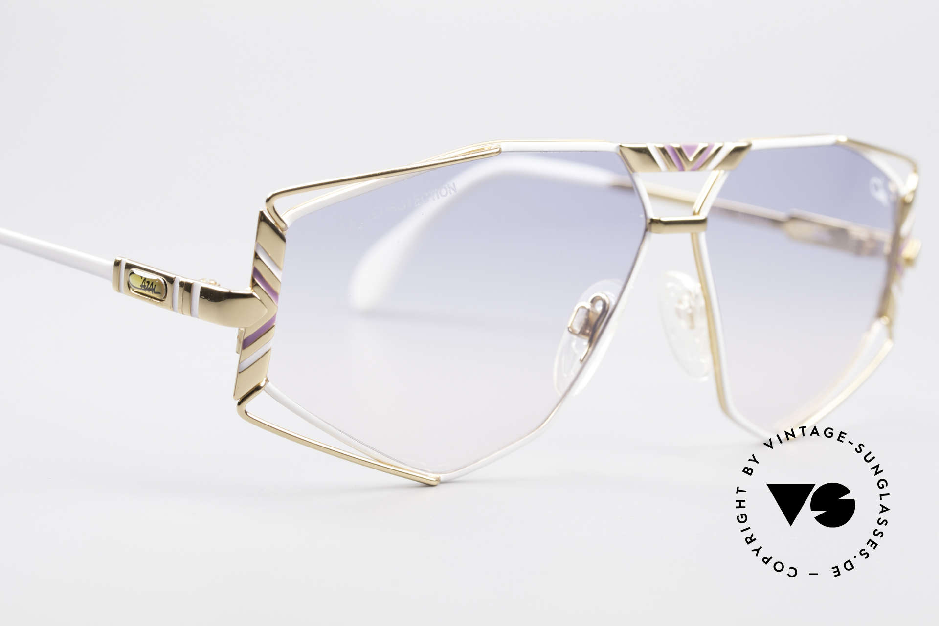 Cazal 956 Cari Zalloni Sonnenbrille, KEINE RETROBRILLE, sondern ein altes ORIGINAL, Passend für Herren und Damen