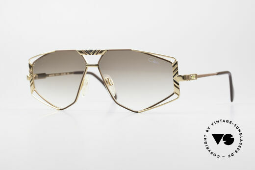 Cazal 956 Cari Zalloni Vintage Brille Details
