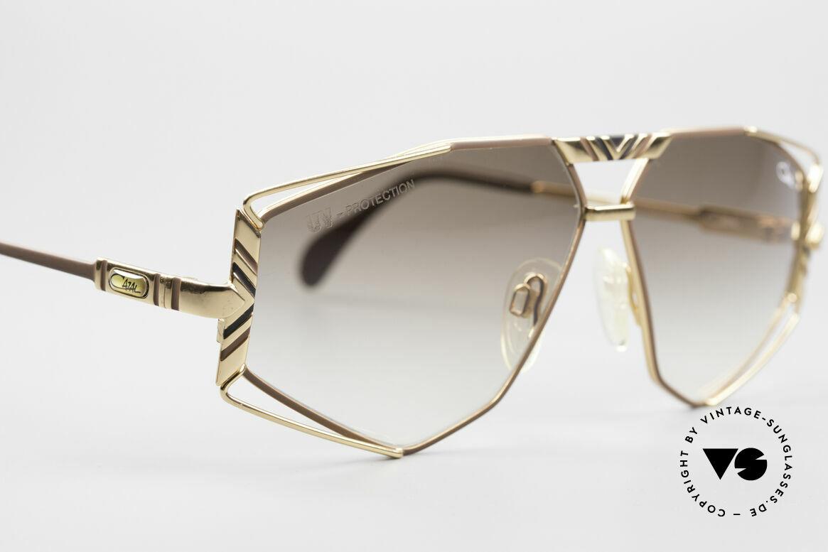 Cazal 956 Cari Zalloni Vintage Brille, KEINE RETROBRILLE, sondern ein altes ORIGINAL, Passend für Herren und Damen