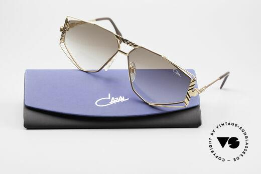 Cazal 956 Cari Zalloni Vintage Brille, auf 359€ reduziert (Mini-Kratzer auf den Gläsern), Passend für Herren und Damen