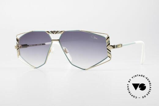Cazal 956 Cari Zalloni Designer Brille Details